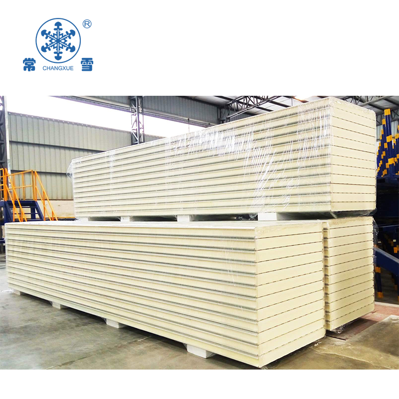 50mm/75mm/100mm/150mm EPS Sandwich Panel