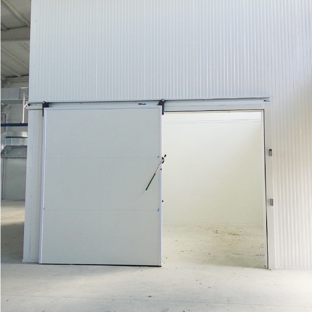 Cold room door-Sliding door
