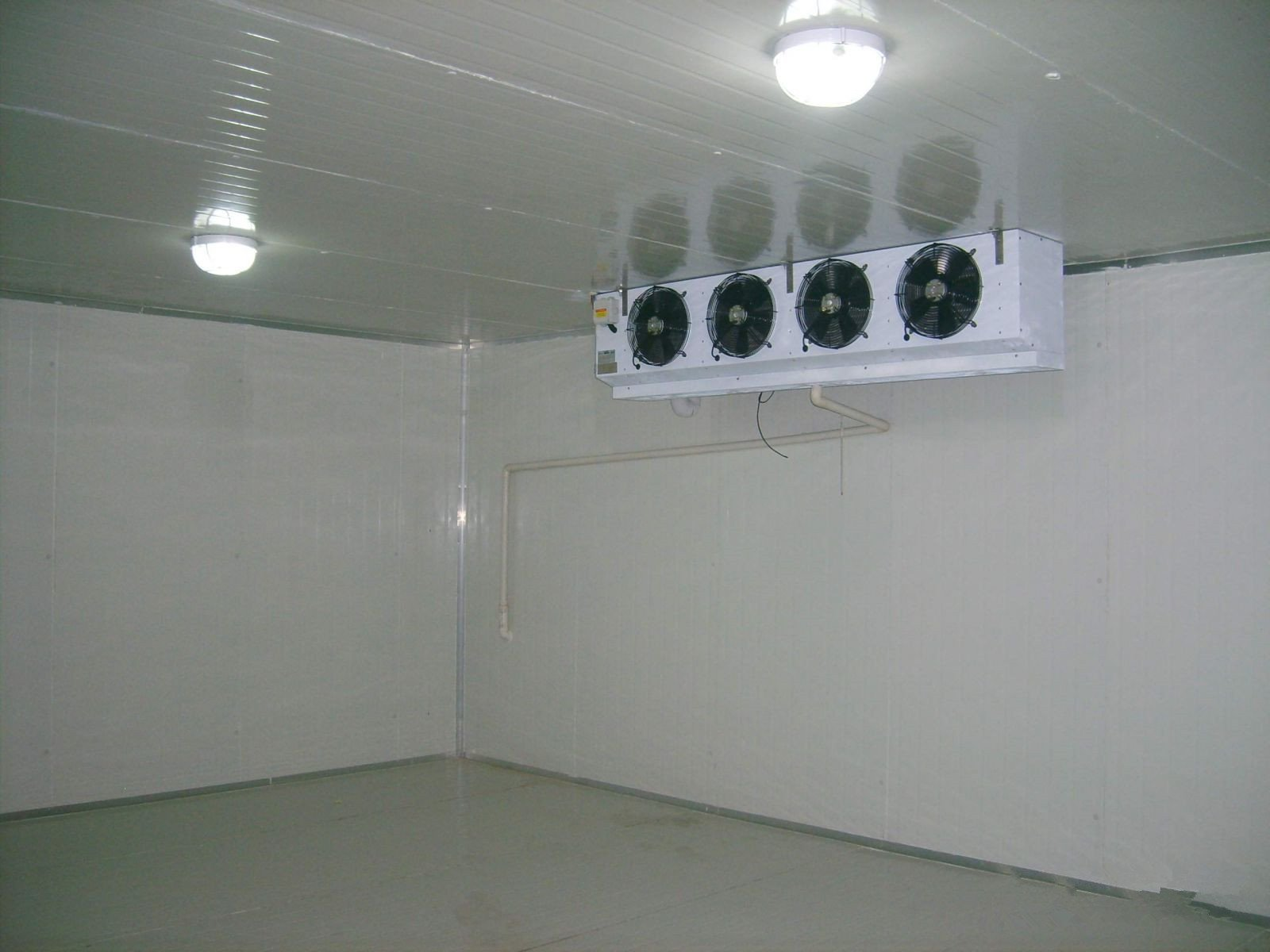 Color Steel Cold Room for Vegetables And Fruits