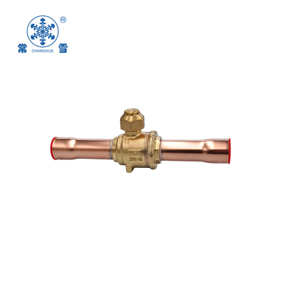 Stop Valve for Cold Room