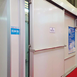 Cold room door-Hinged door